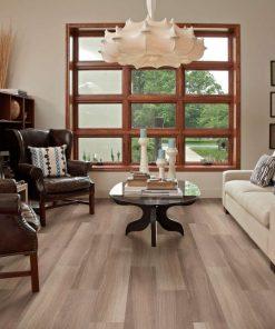 Almond Oak 00154 Full Room - Shaw LVP - Endura Plus