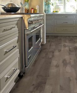 Neutral Oak 00562 Full Room - Shaw LVP - Endura Plus