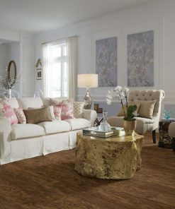 Sienna Oak 00452 Full Room - Shaw LVP - Endura Plus